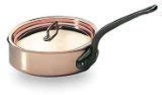 Matfer Bourgeat 305020 Copper Sugar Saucepan, 3.5 Qt