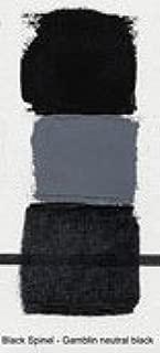 Gamblin Artist's Oil Color Paint -Single 37 ml Tube - Black Spinel