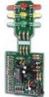 Miniature Traffic Light As Used On Four-Way Junctions (MK131)