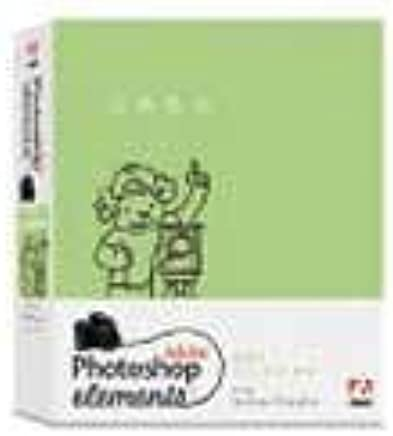Adobe Photoshop Elements 3.0 日本語版 Macintosh版