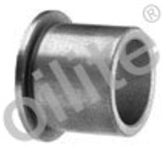 Genuine Super Oilite (SAE 863) Sintered Iron/Copper Flanged Sleeve Bearings 0.6260 in. ID x 0.753 in. OD x 0.625 in. Length x 1 in. Flange Diameter x 1/8 in. Flange Thickness