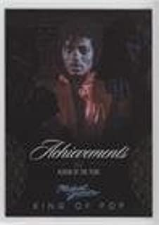 Michael Jackson (Trading Card) 2011 Panini Michael Jackson - [Base] - Platinum #115