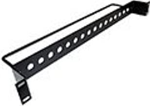Cables UK 16 Port 1U BNC RCA Unloaded Patch Panel With Lacing Bar CCTV