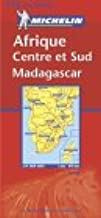 Michelin Africa Central, South, and Madagascar Map