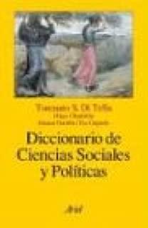 Diccionario de Ciencias Sociales (Spanish Edition)