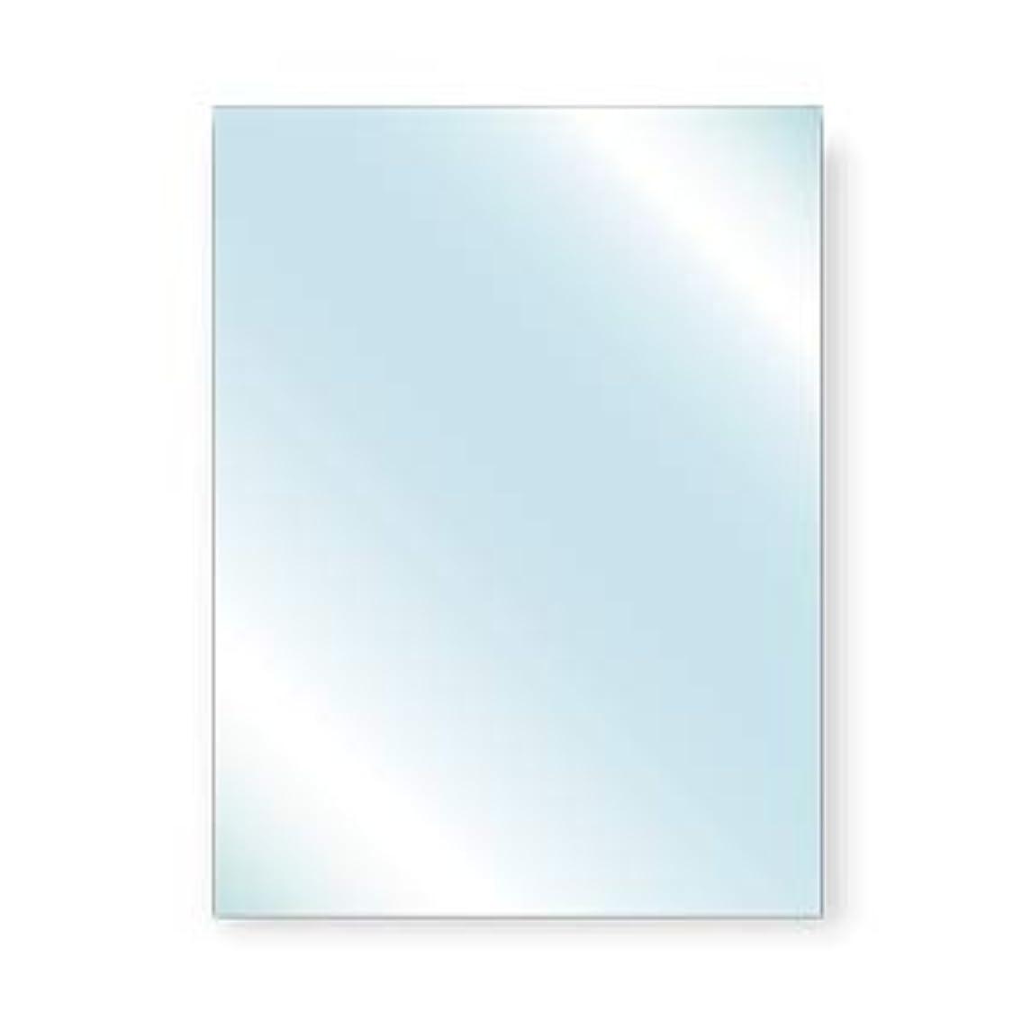 あごひげ小道具概してサイズオーダー対応可能 (500×900mm) 四角形 透明ガラス 厚み5mm 10サイズから選べる / フロートガラス 普通ガラス ソーダガラス 透明硝子 四角ガラス 四角 青板 普通 透明 ガラス 硝子 ガラス板 板ガラス 硝子板 板硝子 DIY 素材