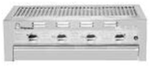product image for Lazyman Built-in Grill with 4 Burners and Standard Hood - LP