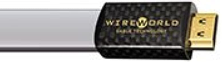 WIREWORLD Platinum Starlight 7 HDMI Audio/Video 4K/18Gbps/HDR Cable - 9 Meters