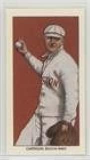 Bill Carrigan (Baseball Card) 1988 CCC 1909-11 T206 Reprints - [Base] #BICA.1
