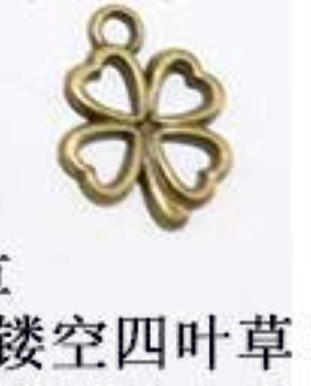 ジュエリーパーツ?部品すべての種類の青銅色の金具葉アンティーク真鍮製オハイオ州女性の葉#JZ106 JZ114