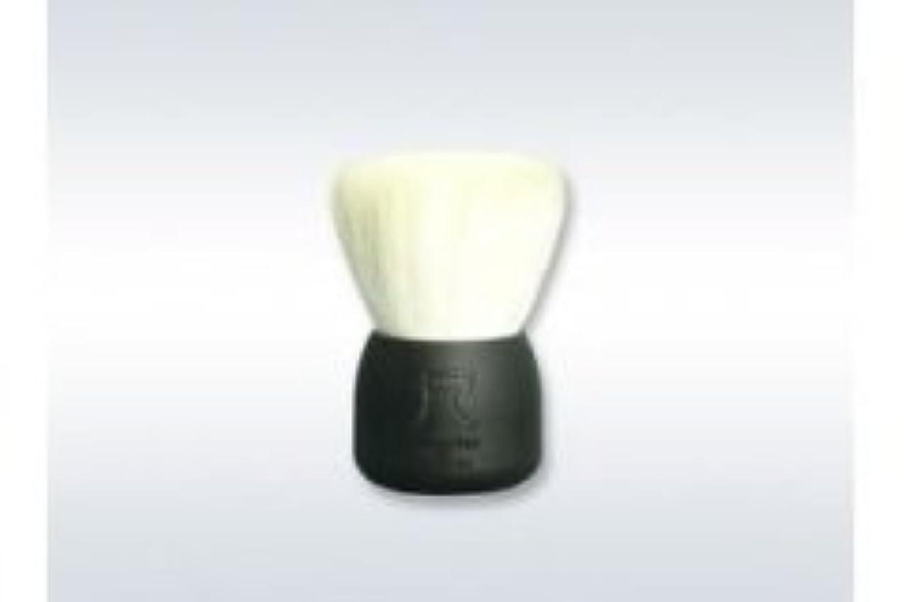 アーティファクトアマゾンジャングルホイットニー瑞穂化粧筆 尺 洗顔ブラシ(黒)/熊野筆