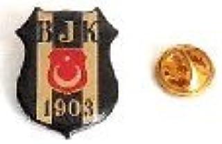 Besiktas Istanbul Pin Anstecker eurofussball
