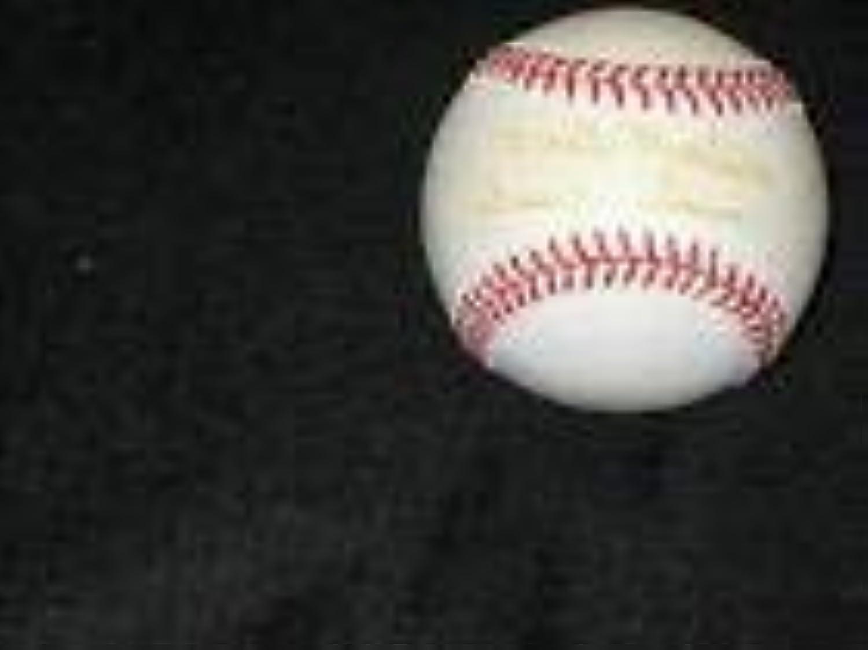 Joe & Phil Niekro Yankees Authentic Dual Signed Autographed Vintage Oal BaseballAutographed Baseballs