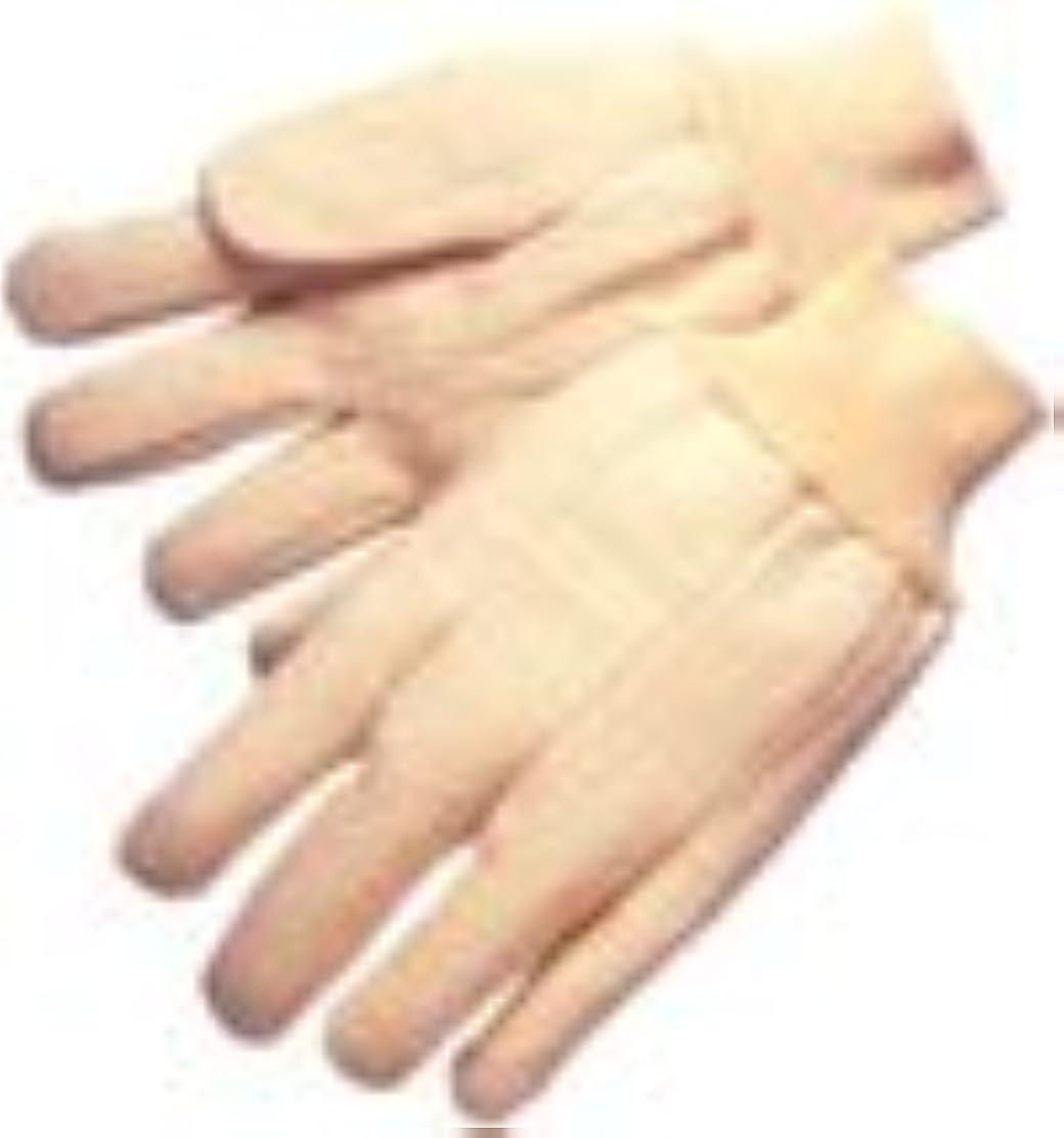 8oz 100% Cotton Canvas Gloves (Sold by Dozen)-Men's