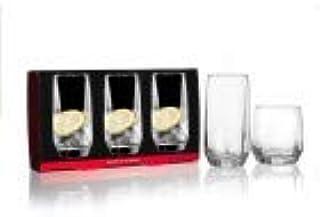 Unbekannt Whisky Gläser Ritzenhoff & Breker Chris Wassergläser Flirt 3er Set klein 310 ml