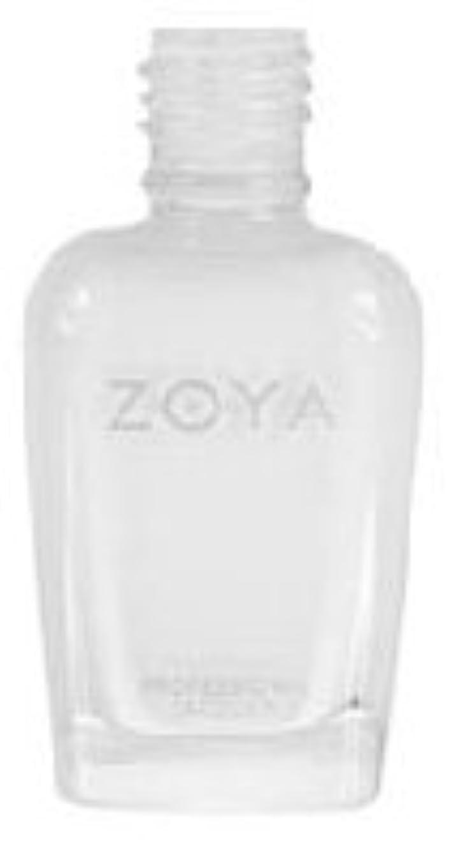 ベアリングサークル悲惨下着[Zoya] ZP388 ピュリティ (グロスホワイト)[並行輸入品][海外直送品]