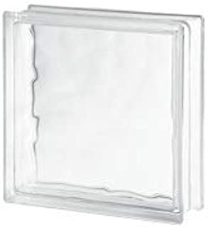 Pittsburgh Corning Essex Glass Blocks 12 in x 12 in x 4 in 1 Piece