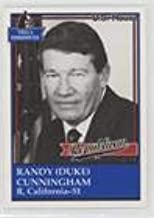 Randy (Duke) Cunningham (Trading Card) 1993 National Education Association 103rd Congress - [Base] #RACU