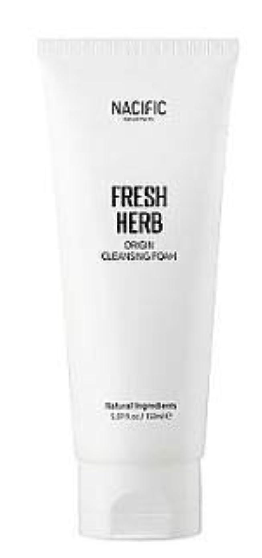 ハッチ火炎展開する[Nacific] Fresh Herb Origin Cleansing Foam 150ml /[ナシフィック] フレッシュ ハーブ オリジン クレンジングフォーム150ml [並行輸入品]
