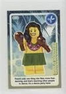 Hula Dancer (Trading Card) 2017 Lego Create the World - [Base] #137