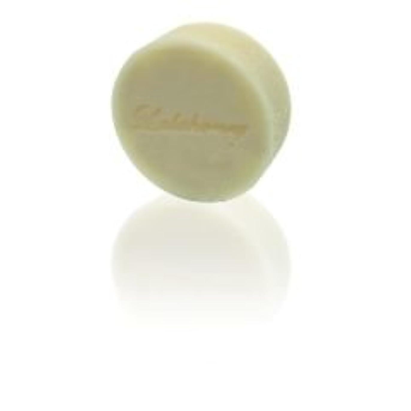リース虚弱デンマーク語LALAHONEY 石鹸〈ココナッツ/ココナツ〉シャワー用?ライムの香り 80g【手作りでシンプルなコールドプロセス製法】