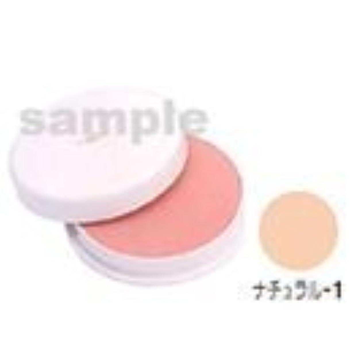 愚かな出血甲虫三善 フェースケーキ ナチュラル-1