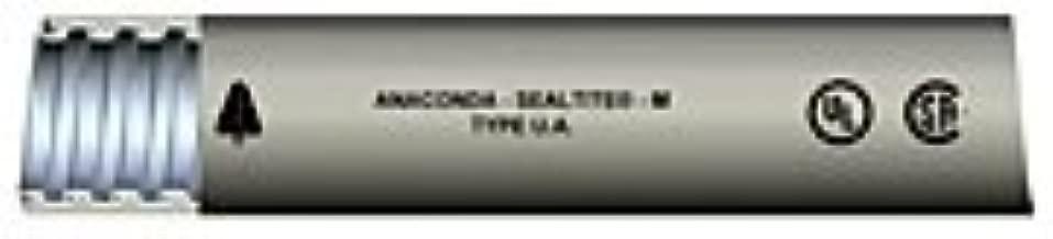 Reduced Wall Steel Flexible Metal Conduit 100 FT Anaconda Sealtite 455523-3//4 RWS