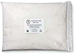 Kaolin White Clay 2 lb Pounds Powder, 100% Natural for Making DIY Spa Mud Mask for Face/Facial, Hair, Body, Soap, Deodorant, Bath Bomb, Setting Makeup, Lotion and Gardening by Bare Essentials Living