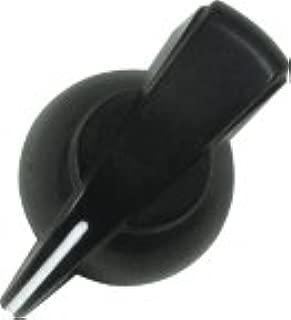 Chicken Head Knob, Black