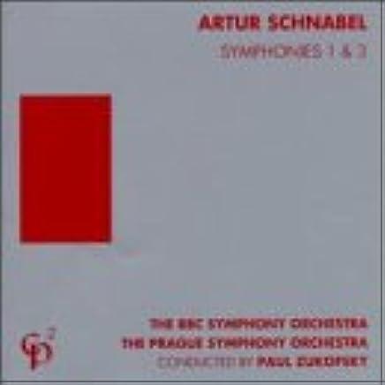 Schnabel: Symphonies 1 & 3