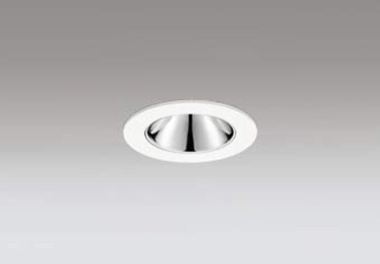 ODELIC LED高彩色ベースダウンライト JDR110V75W相当 オフホワイト 22° 埋込穴Φ60mm 電球色 2500K M形 一般型 専用調光器対応 XD604161HC (調光器別売)