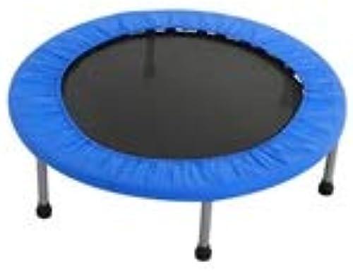 Garantía 100% de ajuste Cheng-Trampolines Trampolín para para para Niños Home Indoor Fitness Fitness para Niños (azul)  precios razonables