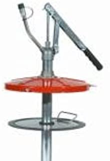 Zee Line GPF327 Grease Gun Filler pump for 120 lb. grease drums Quality steel high-pressure pump comes with follower plate.