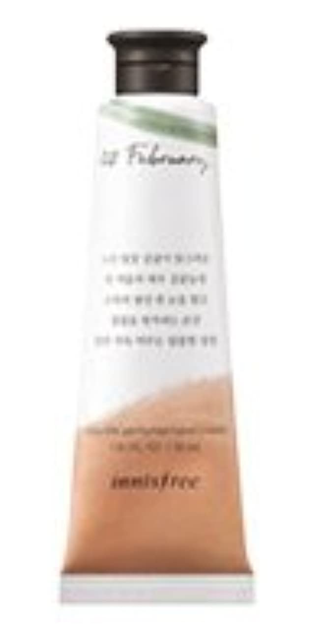お嬢たまに額[1+1] イニスフリー 済州ライフパフューム ハンドクリーム (2月 柑橘農園) / Innisfree Jeju life Perfumed Hand Cream 30ml [並行輸入品]