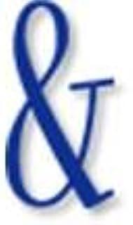 QUICKUTZ FER-08-1 Indigo Ampersand