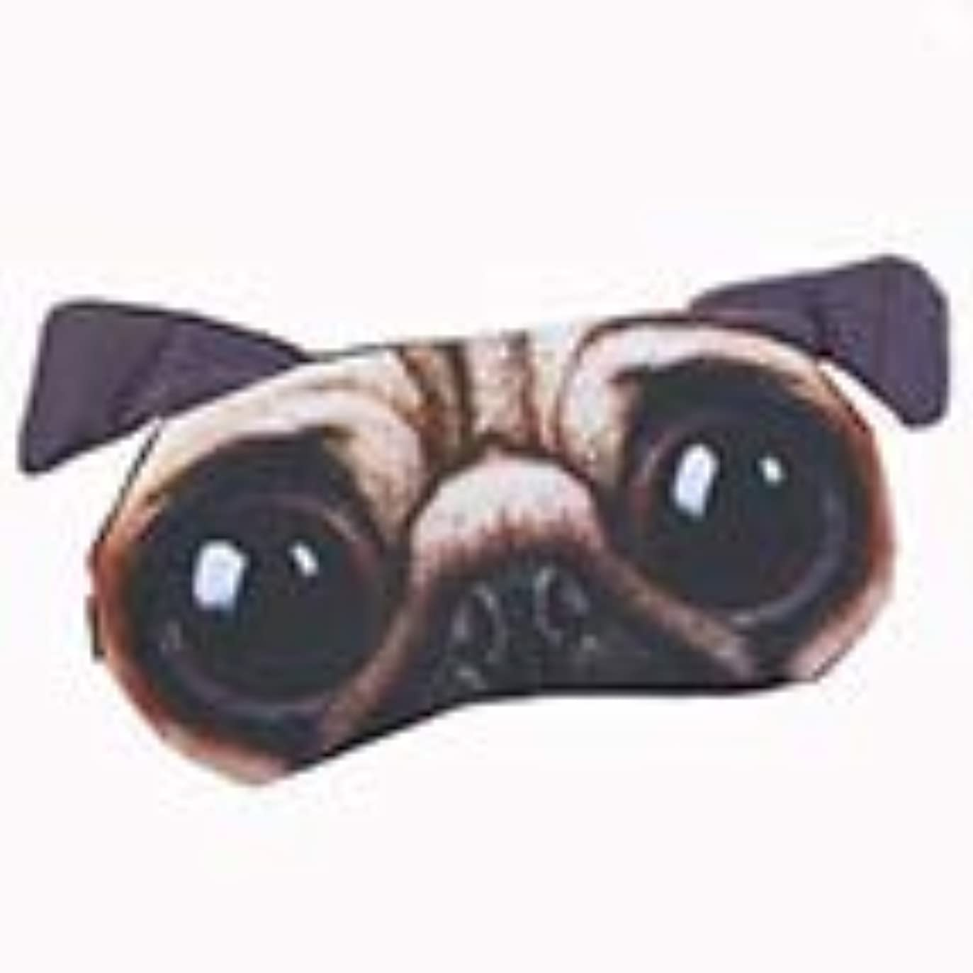 アコー恨み特異なNOTE 睡眠アイマスク漫画形状調節可能な動物アイパッチ目隠し女の子ラブリーカバーリラクゼーション健康睡眠マスクデバイス
