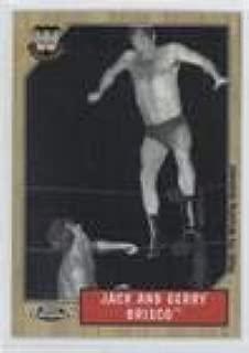 Jack Brisco; Gerry Brisco (Trading Card) 2008 Topps WWE Heritage Chrome - [Base] #88