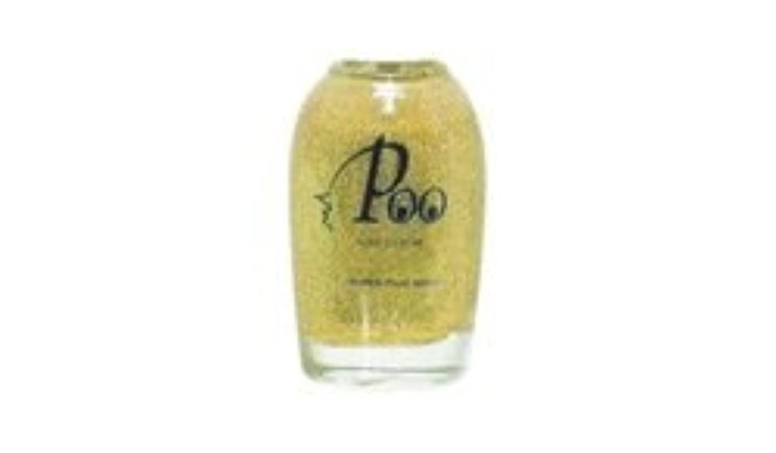 シャックルピストン規制するPOO デザインポリッシュ 01 ゴールド