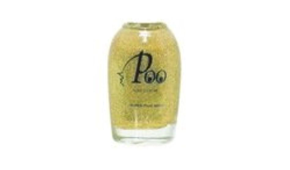 聖人ブランク配管POO デザインポリッシュ 01 ゴールド