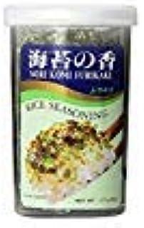 JFC - Nori Komi Furikake (Rice Seasoning) 1.7 Ounce Jar (Pack of 6)