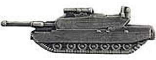"Tank, M1A - 1 Abrams - Premium Quality, Expertly Designed, PIN - 1"""