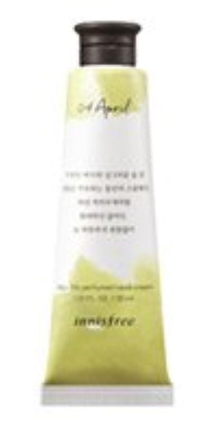タイムリーな切り刻む想像力Innisfree Jeju life Perfumed Hand Cream (4月 スモールウェディングブーケ) / イニスフリー 済州ライフ パフューム ハンドクリーム 30ml [並行輸入品]