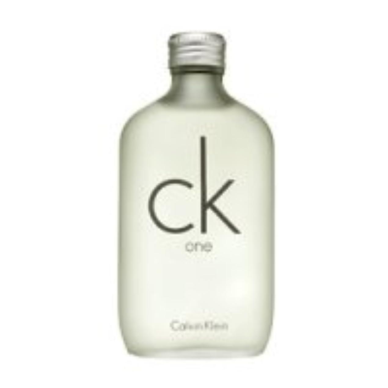 海洋協力的十代の若者たちカルバンクライン(Calvin Klein) シーケーワン(CK ONE) ET200ml SP[並行輸入品]