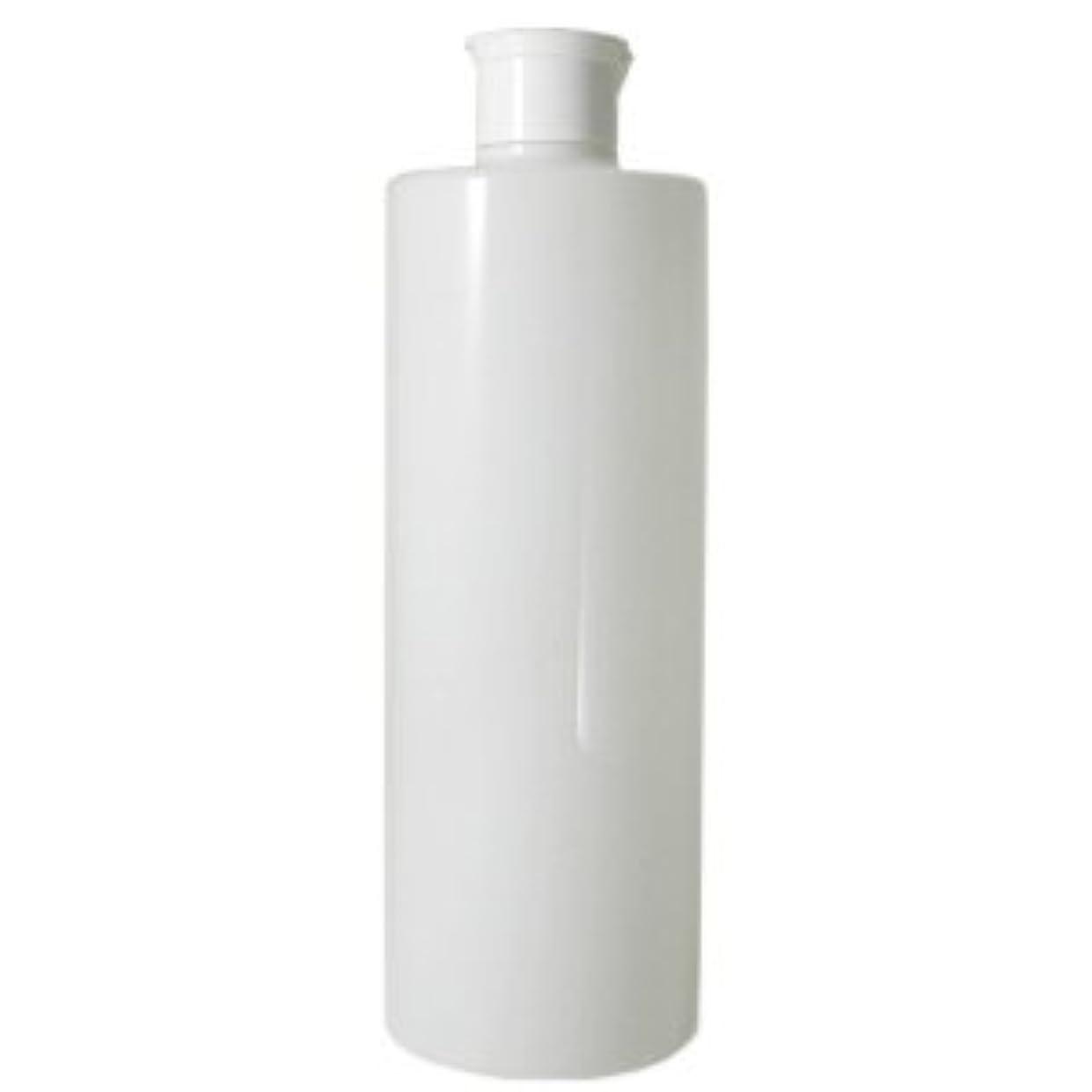 系統的イタリックワンタッチキャップ 乳白半透明容器 500ml