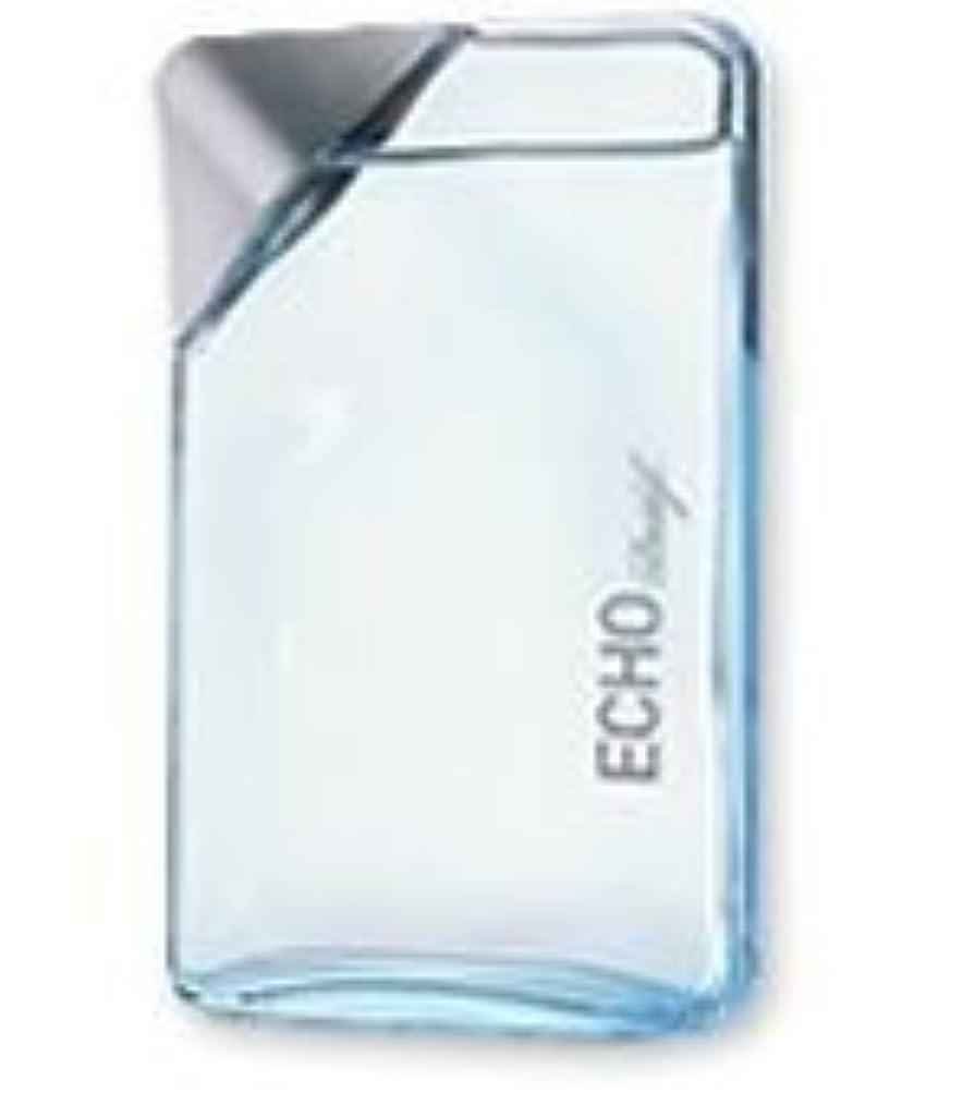 キャンパスメロディーゴミ箱Echo (エコー) 0.34 oz EDT Mini(ミニチュア) by Davidoff for Men