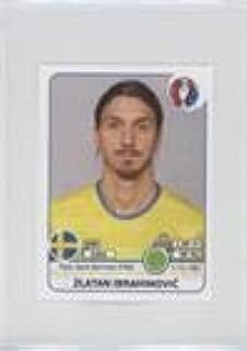 Zlatan Ibrahimovic (Trading Card) 2016 Panini Euro 2016 Album Stickers - [Base] #567