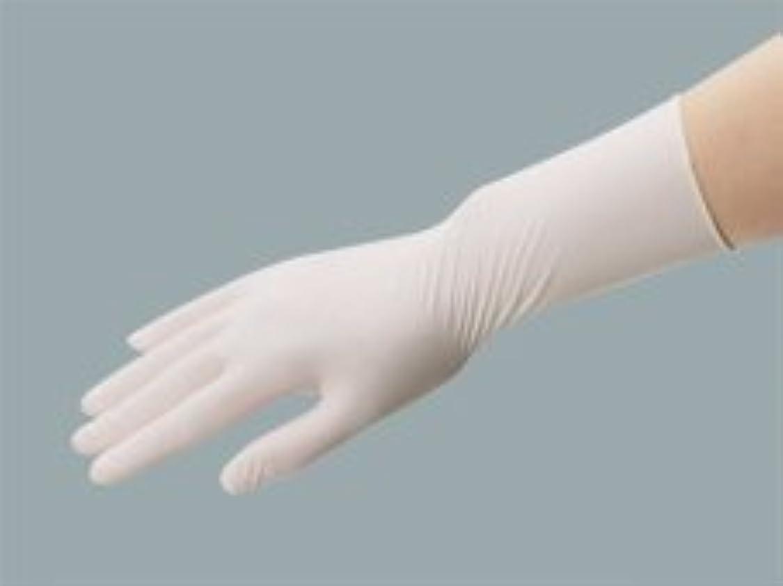 対マーケティングホップエクセレント ラテックス手袋 NR-350粉付 Mサイズ(100枚入)