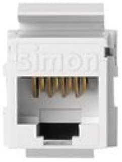 Simon CJ645FM - Conector Rj45 Cat.6 Ftp