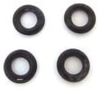 Set of 4 - Carburetor Drain Plug O-Ring - 4.5 x 1.8mm - Compatible with Honda CB/CL/SL/XL100/125 CB/CL72/77 CA77 CB/CL350/360 CJ360T CB500/550/750 - Kawasaki KZ650/1000/Z1R