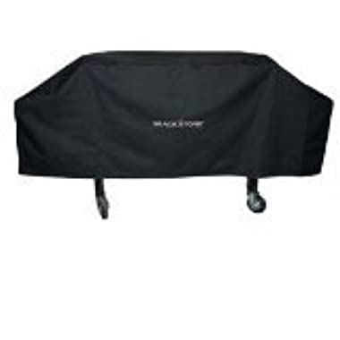 Blackstone Signature Griddle Accessories - 36 Inch Grill and Griddle Cover - Heavy Duty 600 D Polyester - Black (Fits Similar Sized Barbecue)
